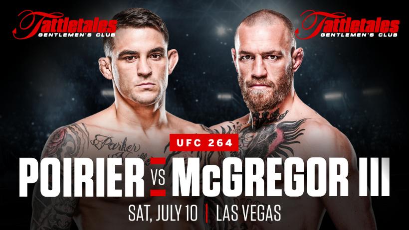 UFC 264 PPV