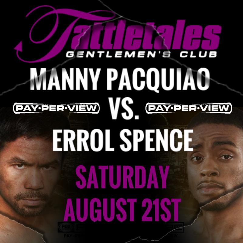 Pacquiao vs. Spence