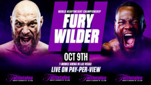 Fury vs Wilder III (Once and for all)