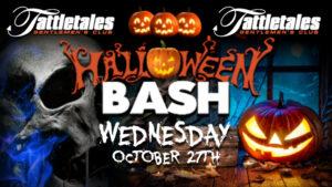 Tattletales Halloween Bash