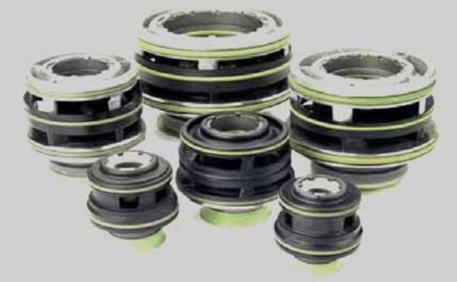 אטמים מכניים למשאבות פלאייט וגריינדקס
