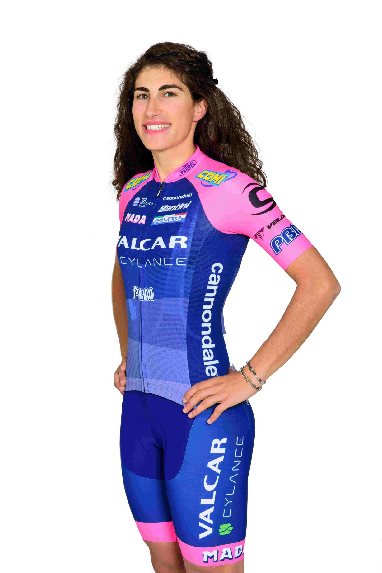 elisa balsamo of valcar-cylance cycling team