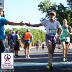 Kathy Foucar, 10K gold medalist, 2019 National Senior Games