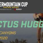 2020 CActus Hugger mountain bike race screenshot