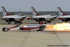 USAF Reserve Jet Car