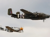 Historic Flight Foundation's P-51 and B-25