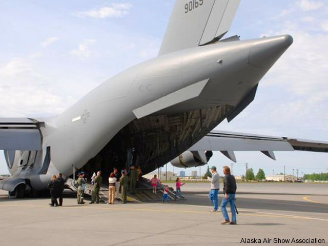 Touring the C17