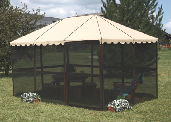 Screened Gazebos