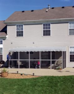 Patio Mate 3 sided screened rooms North Bay Ontario