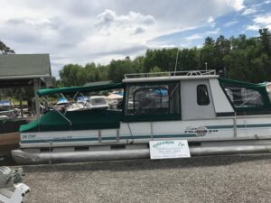 Pontoon Enclosures Greater Sudbury Ontario