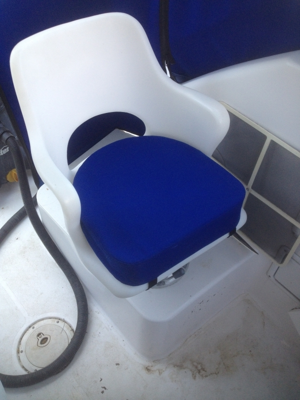 Boat Seat Recovering Ontario
