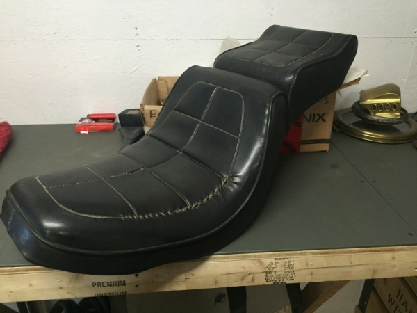 Motorcycle Seat Recovering Ontario