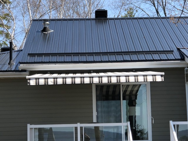 Retractable Awnings Residential Awnings Northern Ontario