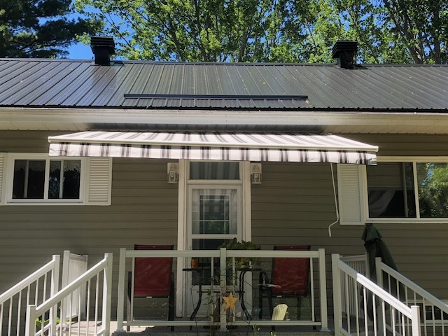 Retractable Awnings Residential Awnings Huntsville Ontario