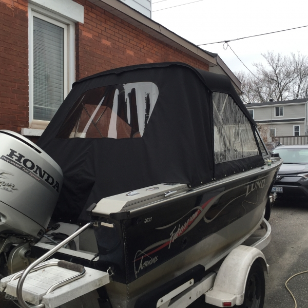 Convertible boat tops North Bay Ontario