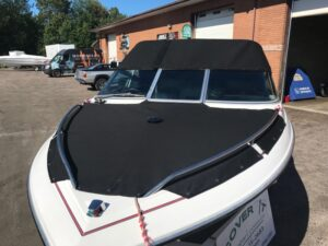 Convertible Boat Cover
