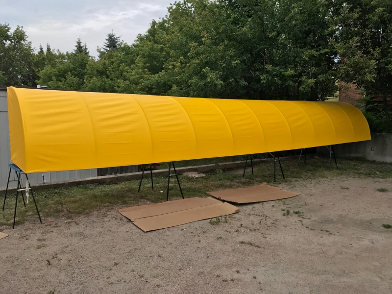 Fixed Awnings Commercial Awnings North Bay Ontario