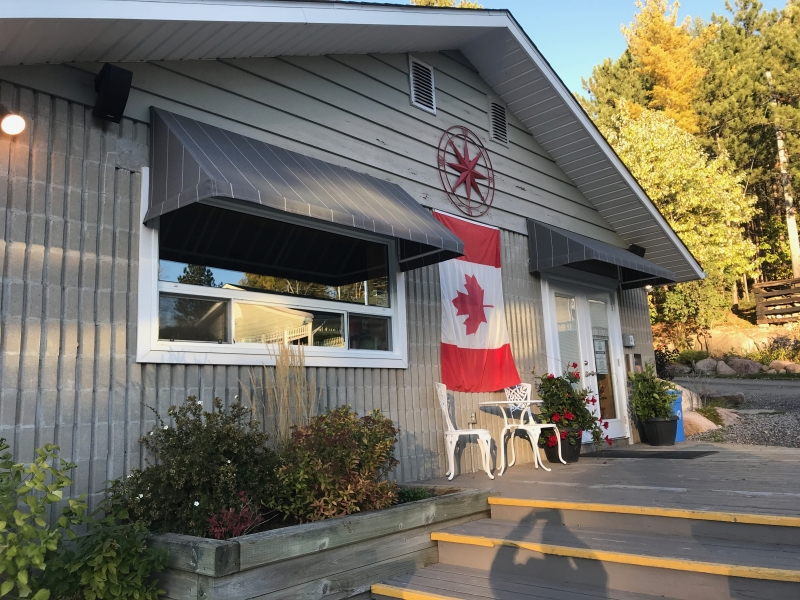 Fixed Awnings Commercial Awnings Ontario