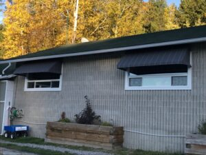 Commercial Awnings Huntsville Ontario