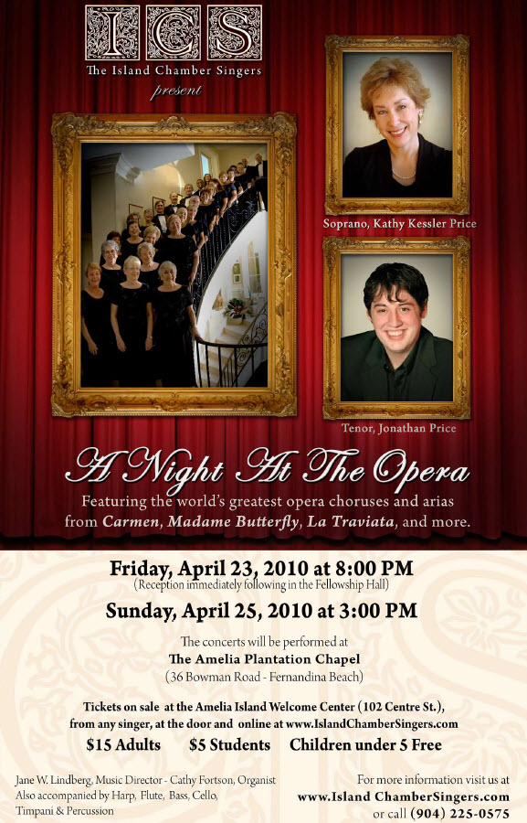 A Night at the Opera - Spring 2010
