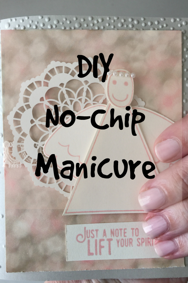 diy manicure, diy at-home manicure, diy no chip manicure