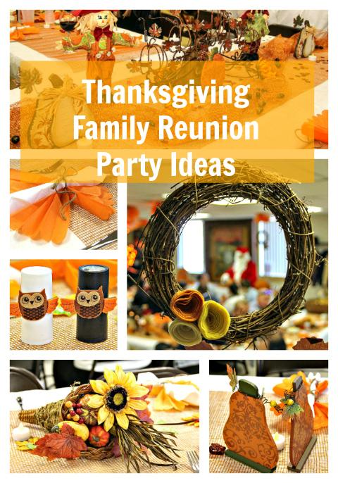 thanksgiving family reunion