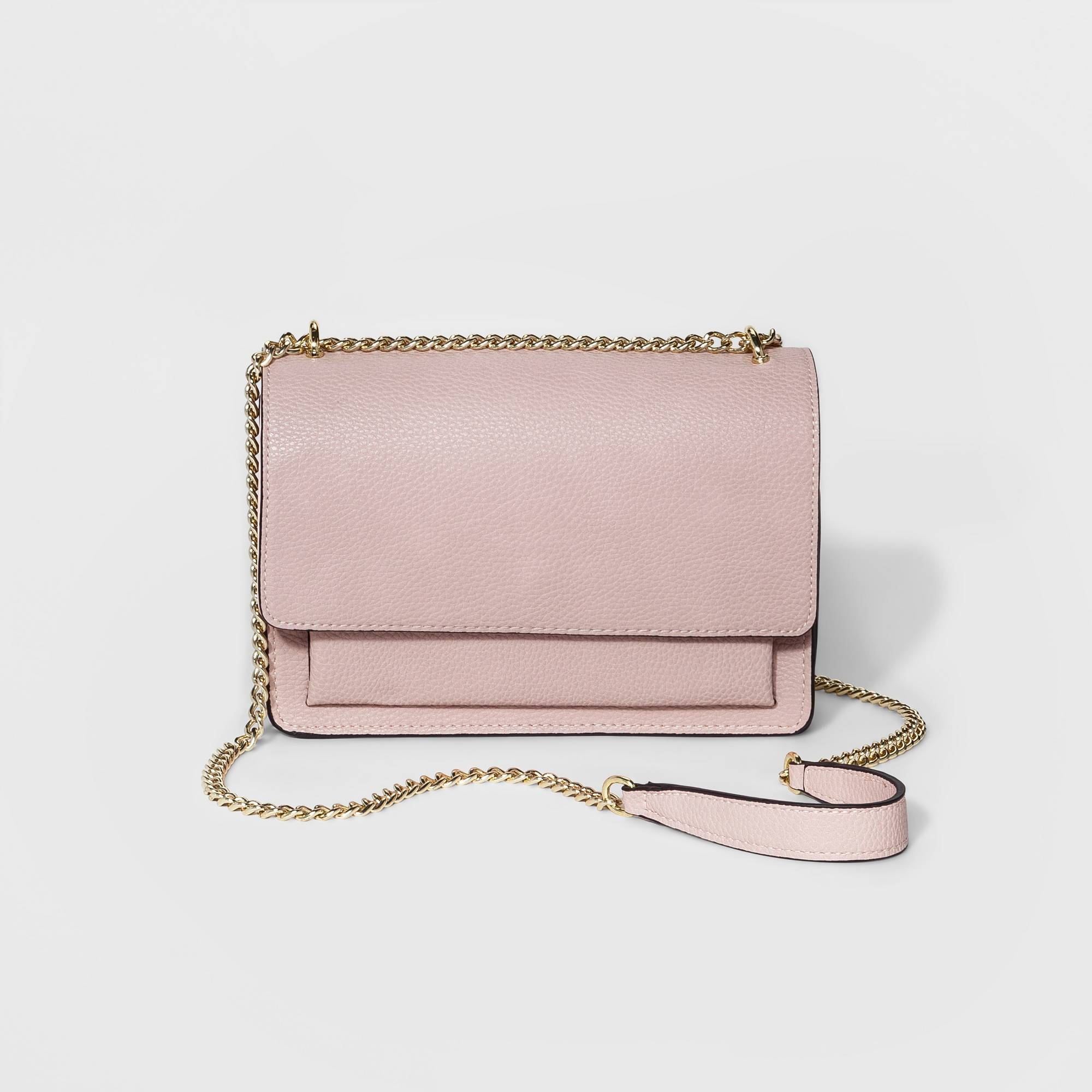 a new day chain flap crossbody