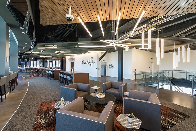 Ballpark Summerlin - Interior Architecture Project