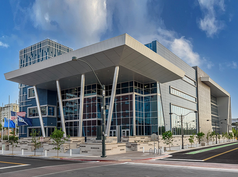 City of Las Vegas Courthouse