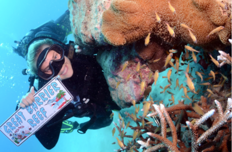 A Day in the Life of a Marine Biologist on the Great Barrier Reef