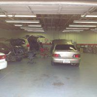 Body Repair Shop