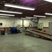 Frame Rack and Measuring System