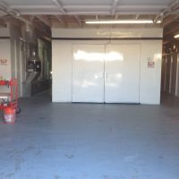 Two Paint Booths