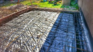 SLAB ON GRADE FOUNDATION SYSTEM
