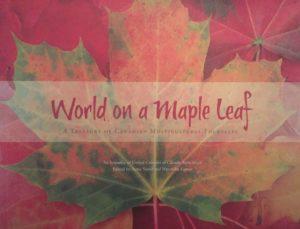 world-on-a-maple-leaf