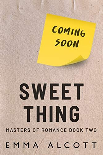Sweet Thing by Emma Alcott