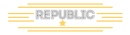 REPUBLIC FOOD + DRINK Logo