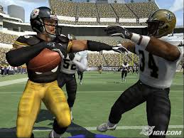 Madden 2005, another game that helped make another human an icon.