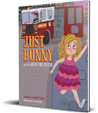 Just Bunny and the Great Fire Rescue Cover