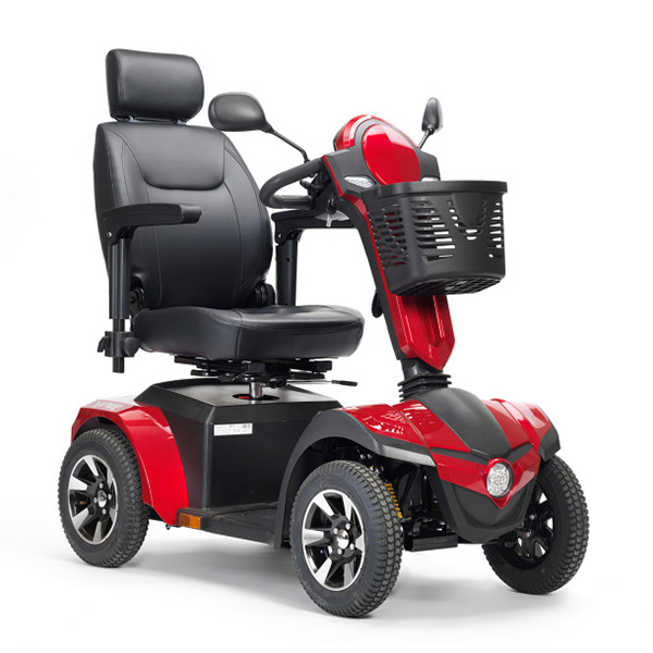What the Panther 4 scooter looks like