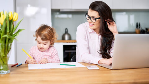 Power Affirmations for Working Mothers