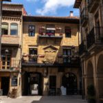 Town hall of Laguardia, Spain