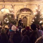 The Night Watchman tour in Rothenburg ob der Tauber.