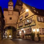 Rothenburg ob der Tauber Hotel for our stay.