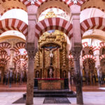 The Mezquita in Cordoba, Spain