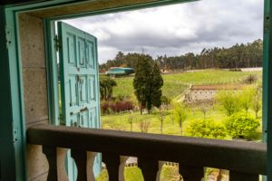 Wineries in Galicia