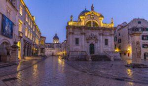 Dubrovnik's historic streets