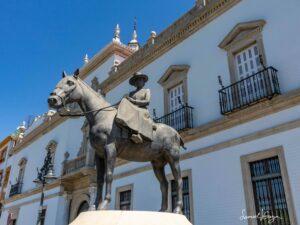 Plaza de Toros in Seville