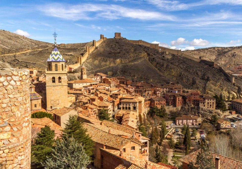 Visit one of Spain's hidden treasures, Albarracin.