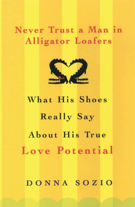 Fun Dating Book about How to Tell Men by their Shoes